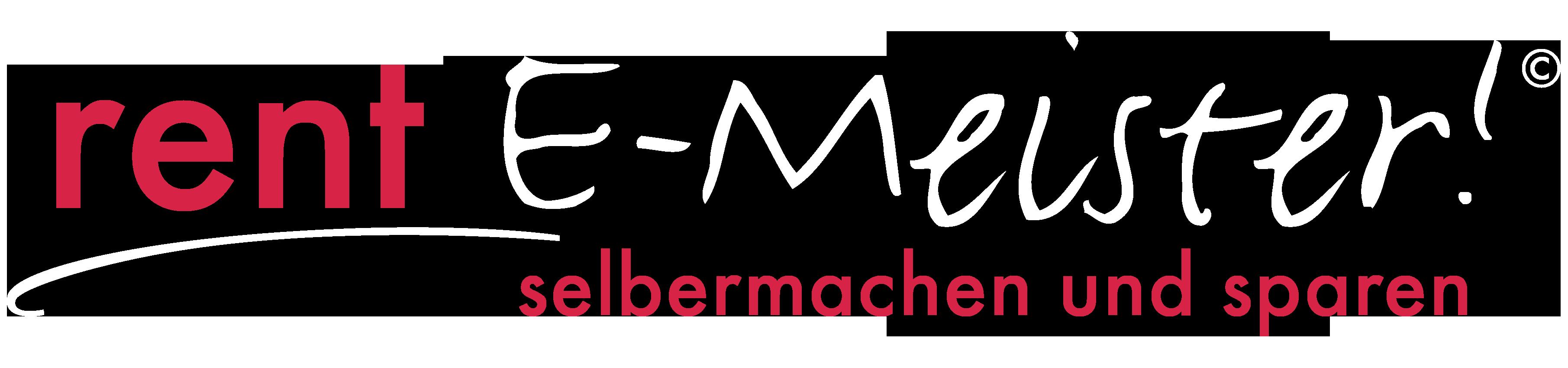 rent e-meister - elektro selbermachen